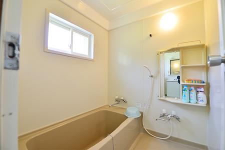 北檜山区二俣研修住宅浴室