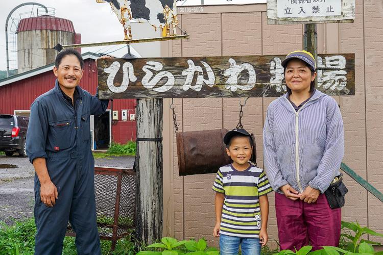新規就農先輩農家 平川さん