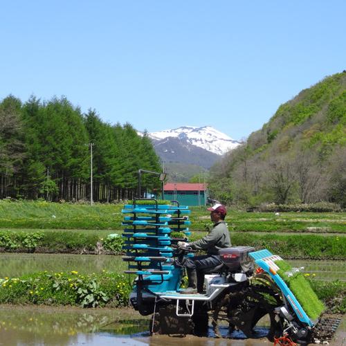 受入農家 横山さんの撮影した風景②